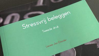 Tweede druk van <em>Stressvrij beleggen</em> nu verkrijgbaar